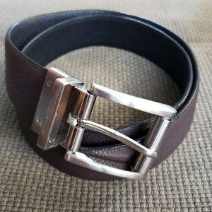 Michael Kors Other - Michael Kors Reversible Brown/Black Belt size 32